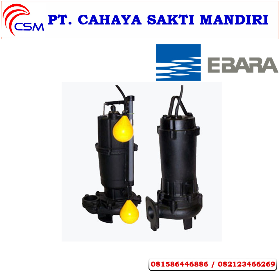 Pompa Submersible EBARA DVS