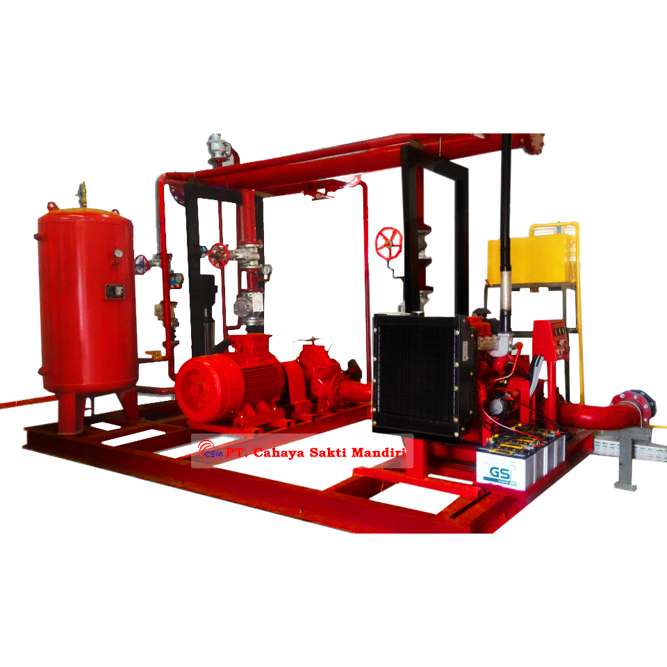 Hydrant Pump Package