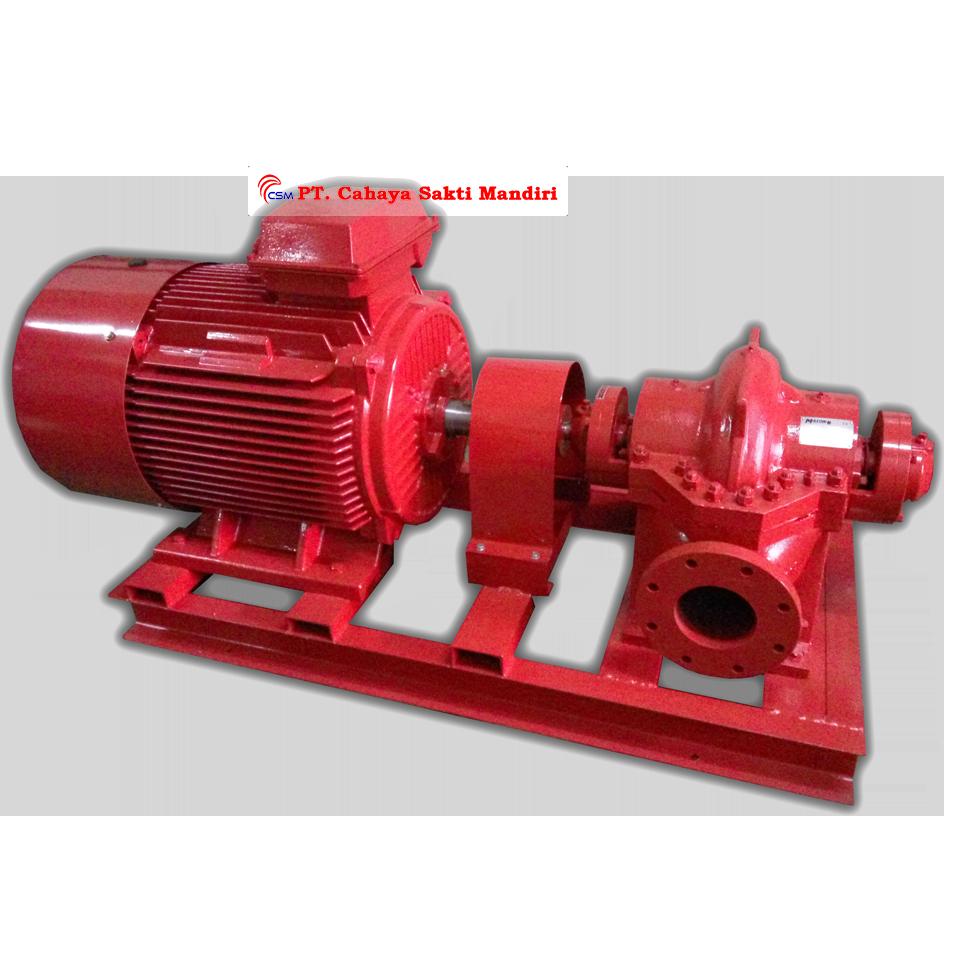 Pompa Hydrant Elektrik EBARA