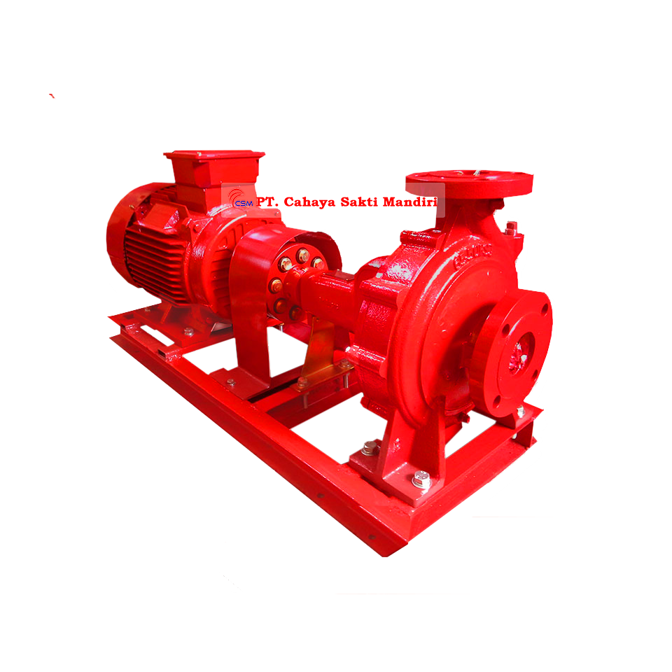 Centrifugal End Suction - Electric Hydrant Pump