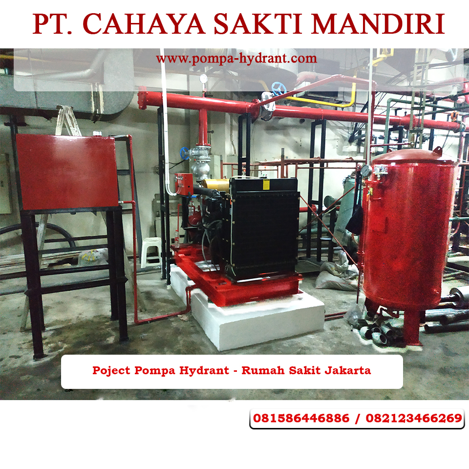 Control Panel - Hydrant Pump Specialist
